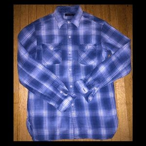 Polo Ralph Lauren thick flannel shirt 🔥
